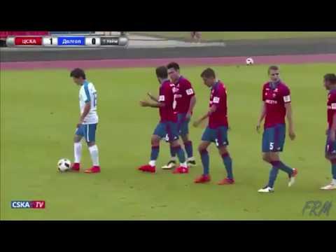 CSKA Moscow vs Dolgoprudny - Highlights & Goals