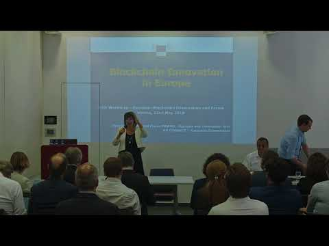 Blockchain Innovation In Europe, May 22 2018 Workshop - Part 1: Introduction