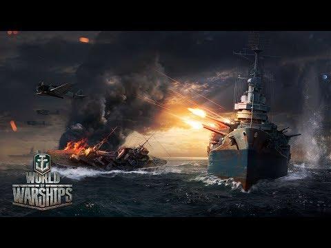 Rechts vor Links? Kenn ich nicht ❖ World of Warships #010 [Let's Play World of Warships German]