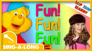 Rhyme Alongs | Sing Along Compilation | Hip Hop Harry