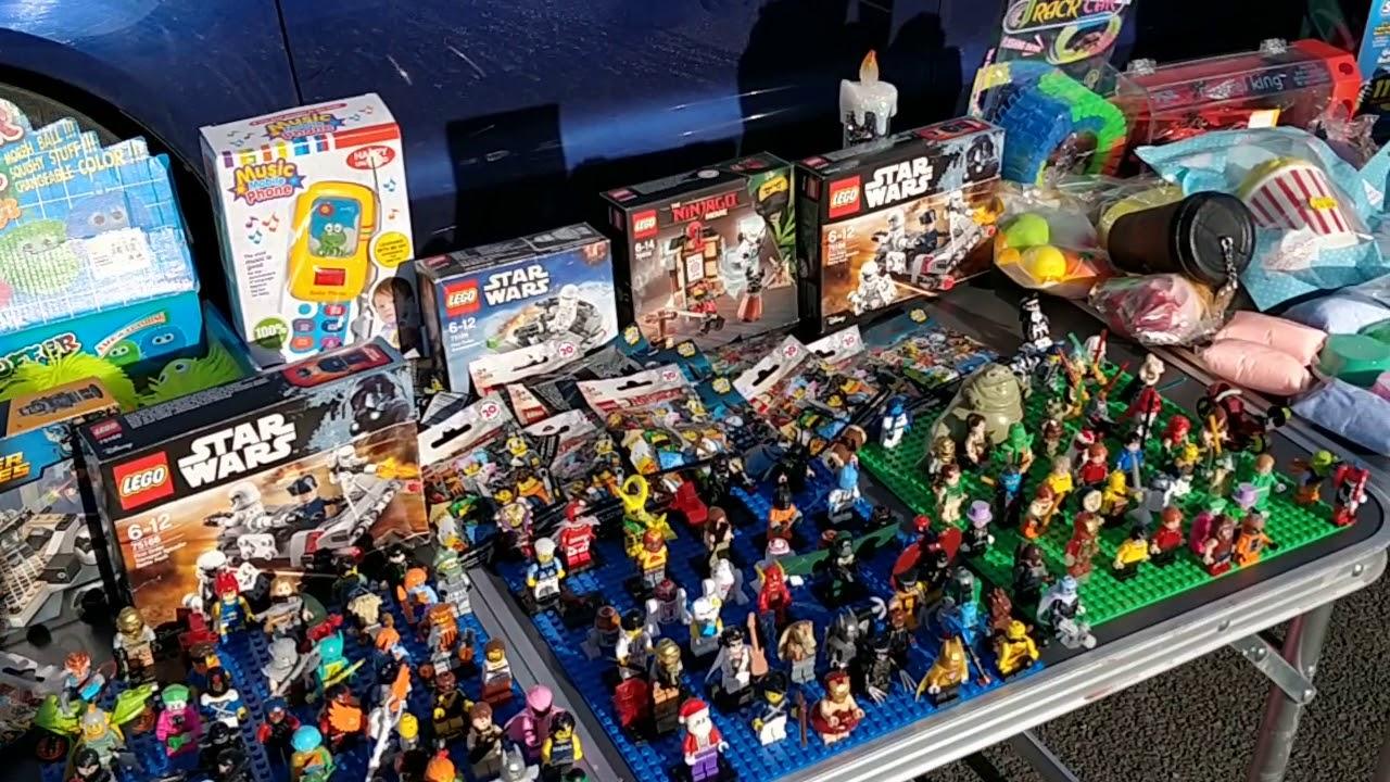 Car Boot Sale Bolton Macron Stadium Every Sunday Morning Lego Toys Gadgets Squishys