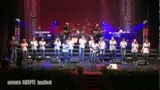 "Brotherhood performing ""Seasons of Love"" live @ Novara Gospel Festival 2010"