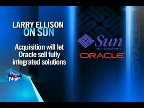 Oracle buys Sun Micro