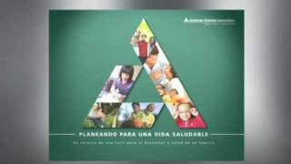 Planning for a healthy life (spanish)