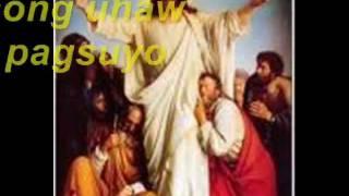 Diyos Ay Pagibig W/ Lyrics-by; Junior Melia(hjm-sru) W/ Lyrics