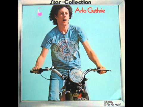 arlo - the motorcycle song studio version!.