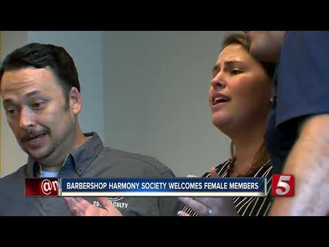 Barbershop Harmony Society Welcomes Women Members