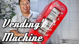Coca-Cola Retro Vintage Vendin…