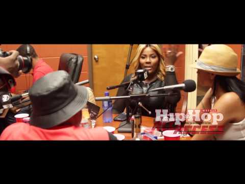 PreMadonna on Party Hardy Live Radio Show presented by Hip Hop Weekly