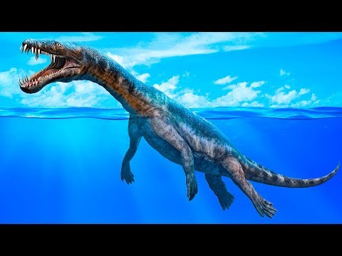 地球上曾經存在過的十大海洋恐龍