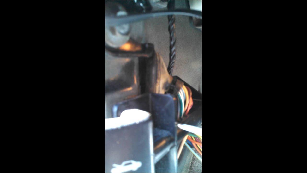 Fix Broken Speaker Wire In Door On Jeep Cherokee Youtube 95 Wiring Diagram