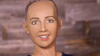 AI Robot shopia wants to be a mother. Shopia developed by hanson robotics. She loves girls as kid.