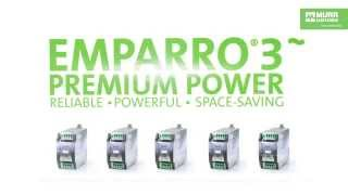 Emparro 3-phase - Murrelektronik Premium Power