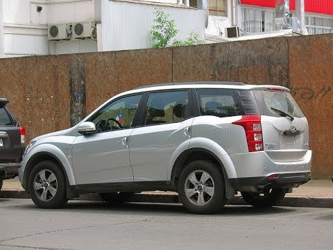 Mahindra xuv 500 w6 at full review price details for Xuv 500 exterior modified