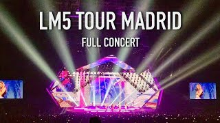 Little Mix - LM5 The Tour Madrid (FULL CONCERT) First Show