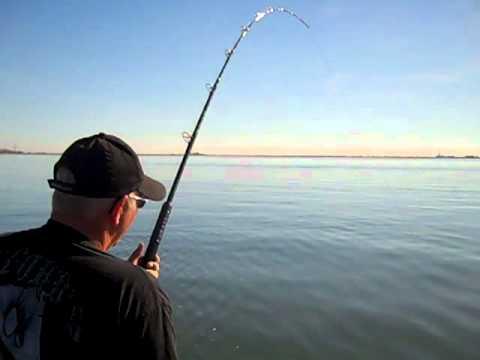 Delta pro fishing don on sturgeon youtube for Delta pro fishing