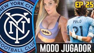 FIFA 17 Modo Carrera ''Jugador''' New York City FC - ¡NEW YORK, DINERO Y MUJERES! EP 25