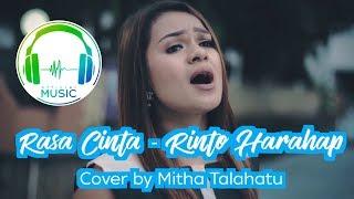Cover Terbaru Mitha Talahatu Rasa Cinta - Rinto Harahap