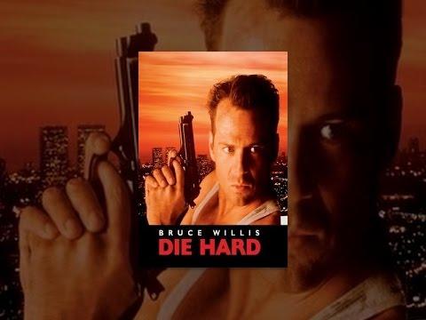 『ダイ・ハード』 映画びんびん!0038 ビルが爆発し、マクレーンはビルの屋上からジャンプをする。