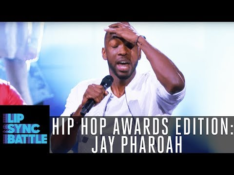 Jay Pharoah Goes on a Kanye Rant After 'Jesus Walks' | Lip Sync Battle: Hip Hop Awards Edition