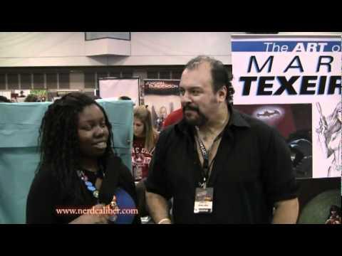 Mark Texeira Interview