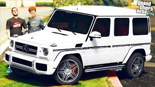 РЕАЛЬНАЯ ЖИЗНЬ В GTA 5 - НАШЛИ ВОССТАНОВЛЕННЫЙ MERCEDES G63 AMG! 🌊ВОТЕР