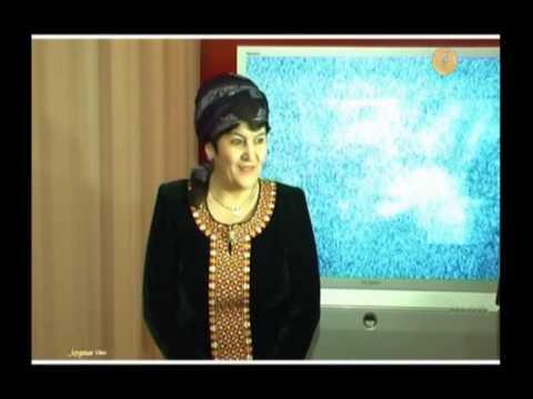 Turkmen prikol Jeren Durdyyewa 8 nji mart