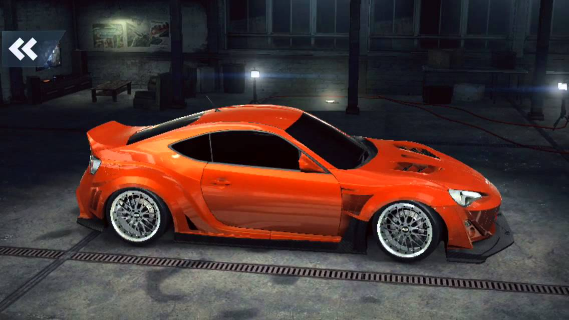 toyota gt86 bodykit customization need for speed. Black Bedroom Furniture Sets. Home Design Ideas