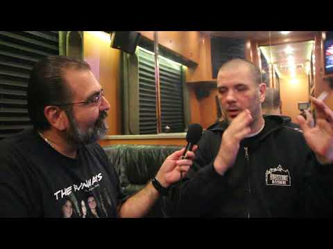 The Jimmy Cabbs 5150 Interview Series with Superjoint pt 2