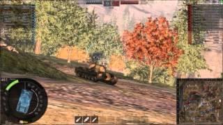 Танк Леопард 1 (Leopard 1) в игре Armored Warfare Проект Армата, видео, геймплей