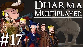 Europa Universalis 4 Dharma | 8-Man Multiplayer | Gujarat Part 17