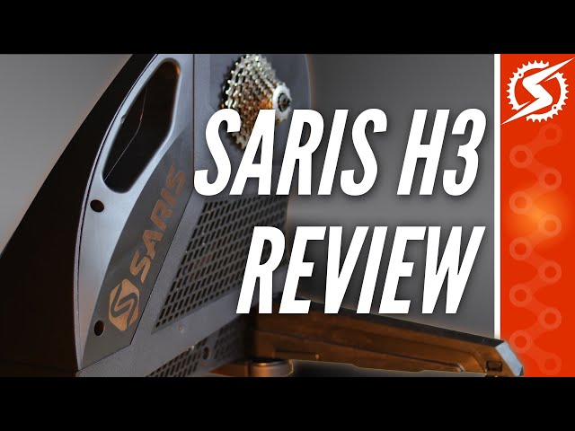 SARIS H3 SMART TRAINER REVIEW: Just Not Too Fast!!!