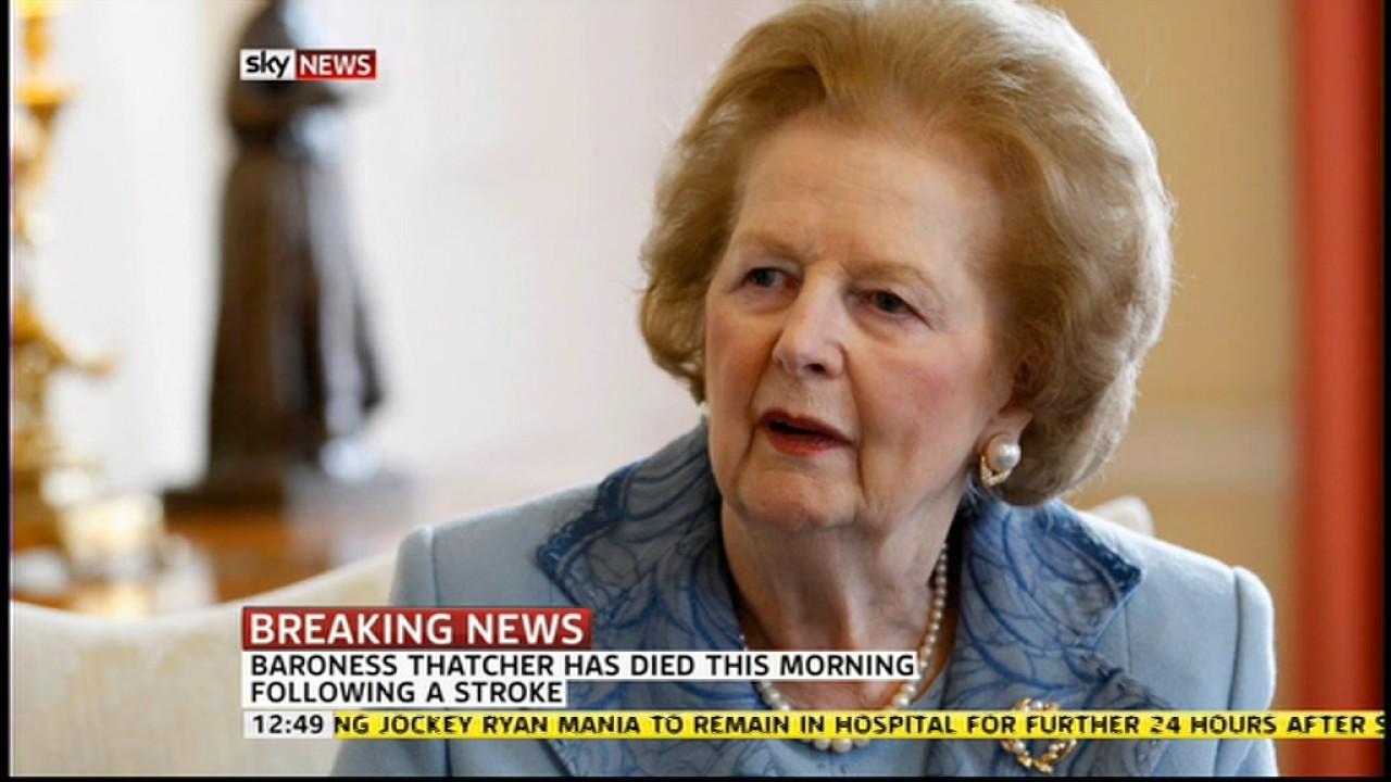 Die 6 Thatchers