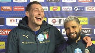 Italia-Polonia 2-0: Belotti-Insigne e il gol annullato...