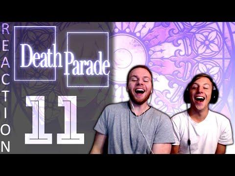 SOS Bros React - Death Parade Episode 11 Full Length - We (And Decim) Love You Chiyuki!!!