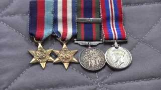 Canadian War Medals (World War II)