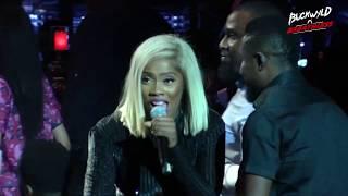 Buckwyld Media - Tiwa Savage - Standing Ovation/Bad/Romantic/My Darlin... - B'n'B The Lagos Dream