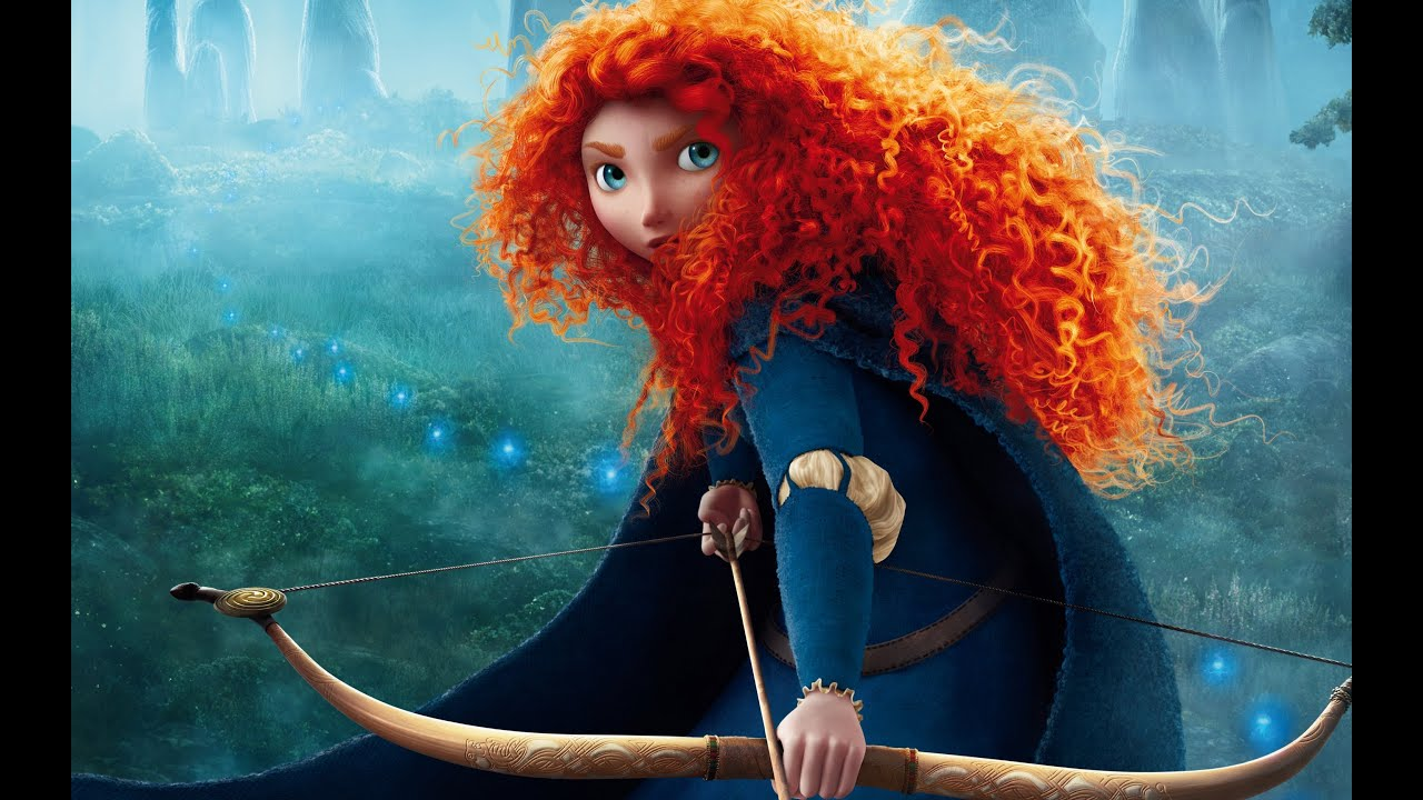 Merida Legende Der Highlands Trailer Deutsch German Kritik