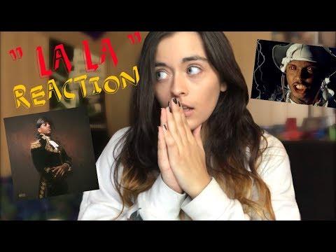 LA LA - SKI MASK THE SLUMP GOD     MUSIC VIDEO REACTION