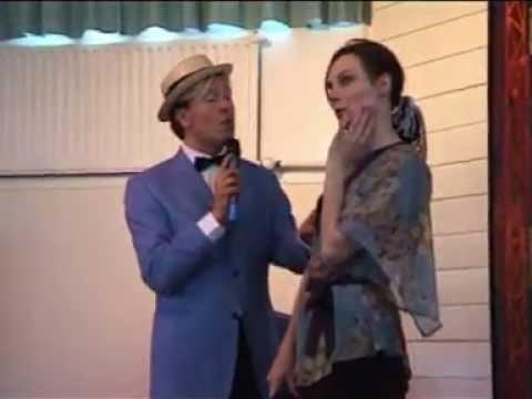 "Peter Kuiper & Anselma Büeler, theaterduo ""Retourtje Cabaret"" 2006"
