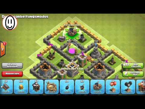 Farmin Base! Townhall 7! In 10 Minutes! - Ardian Plays