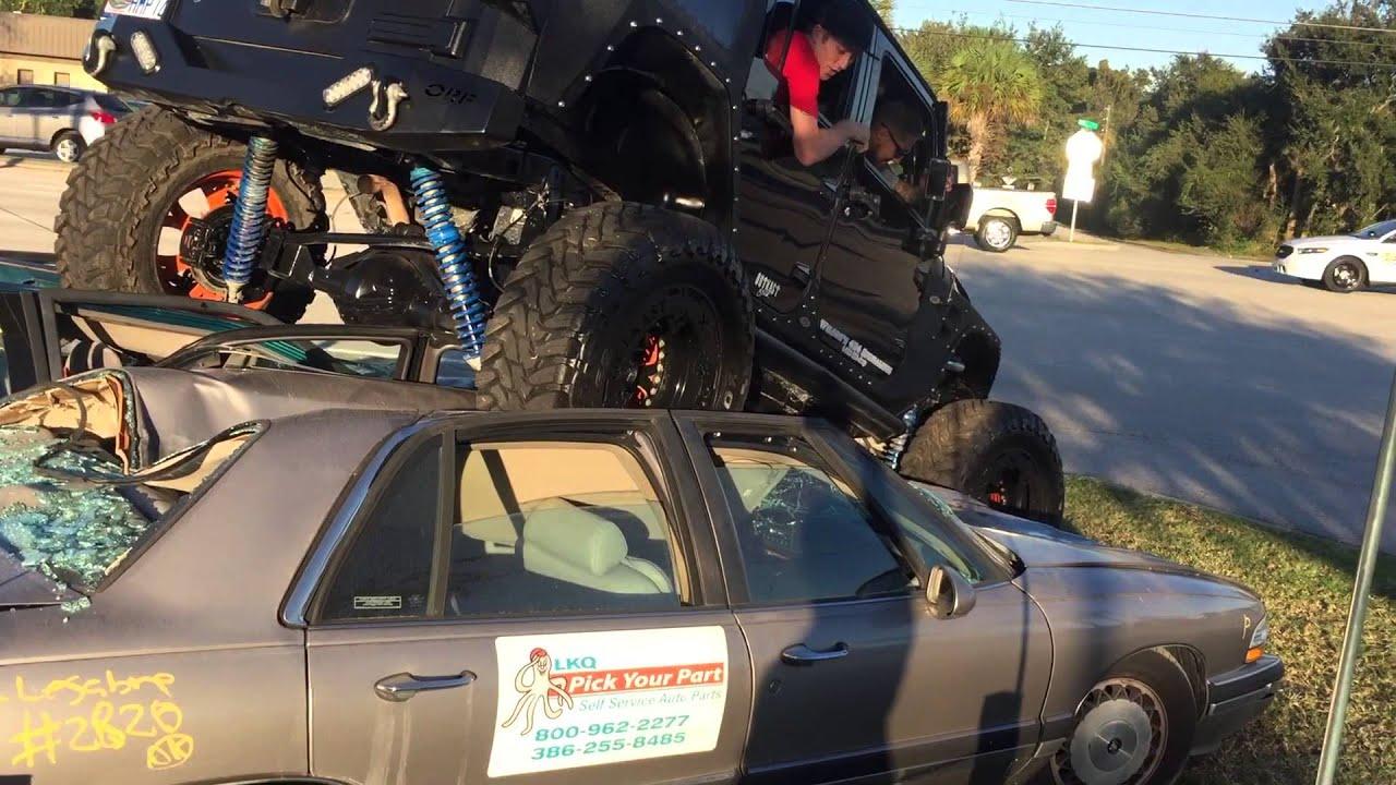 THE Badass Jeep in Florida DaytonaJeep
