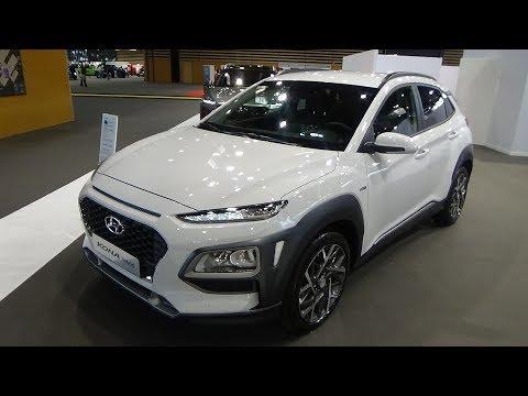2020 Hyundai Kona Hybrid Edition #1 - Exterior and Interior - Salon Automobile Lyon 2019