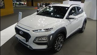 2020 Hyundai Kona Hybrid Edition #1 - Exterior And Interior - Salon Automobile Lyon 2019