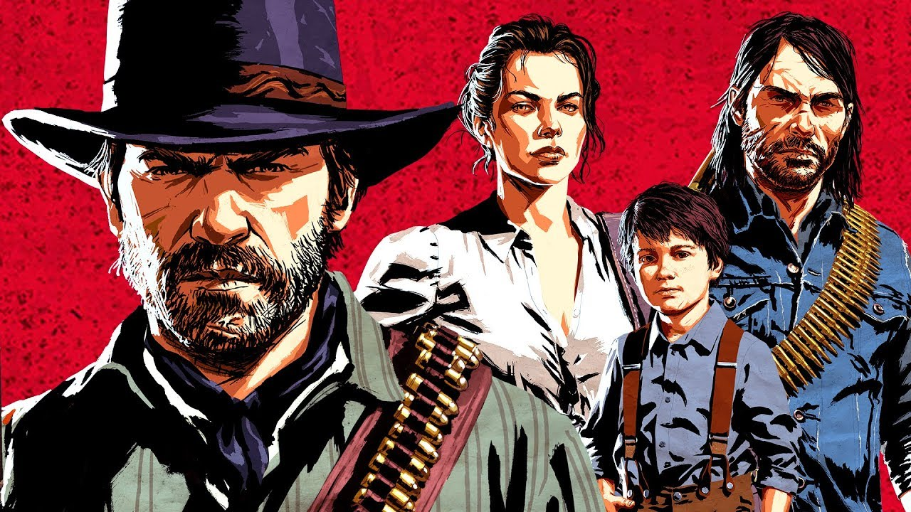 Image result for arthur morgan