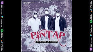 #PINTAP Episode 117: Quarantine Life + COVID-19, Quarantine Radio, What can you do without?, and...