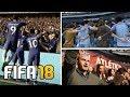 watch he video of FIFA 18 - EA REVELA NOVA TORCIDA INSANA!! AVALANCHE, GRÁFICOS TOP E INTERATIVIDADE!!