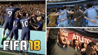 FIFA 18 - EA REVELA NOVA TORCIDA INSANA!! AVALANCHE, GRÁFICOS TOP E INTERATIVIDADE!!