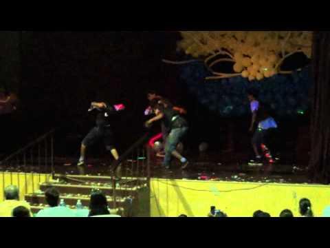 Dance Show Saint Peters Academy 2012. Baile de 9C