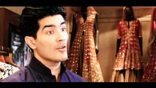 Inspiration behind Manish Malhotra's collaboration with Anmol Jewellers and Forevermark.